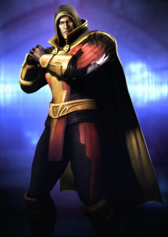 Billy Batson (Injustice)