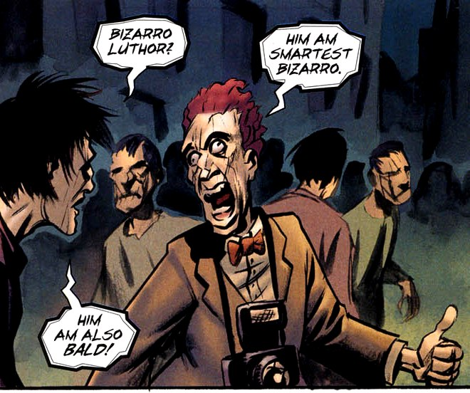 Bizarro Jimmy Olsen (New Earth)