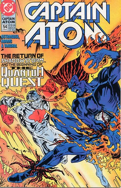 Captain Atom Vol 2 54