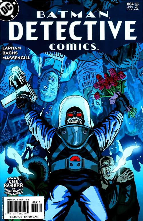 Detective Comics Vol 1 804