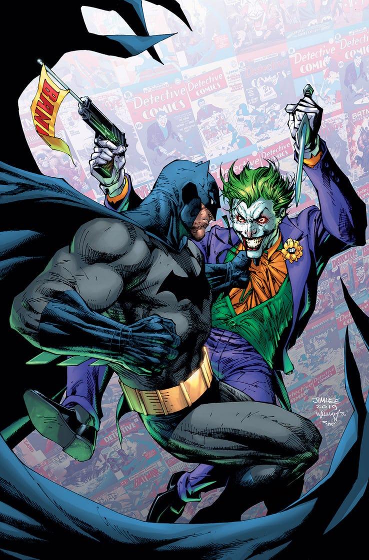Detective Comics Vol 1 1000 Textless Lee Joker Variant.jpg