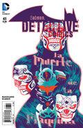 Detective Comics Vol 2 43