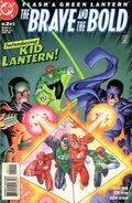 Flash Green Lantern The Brave and the Bold 2