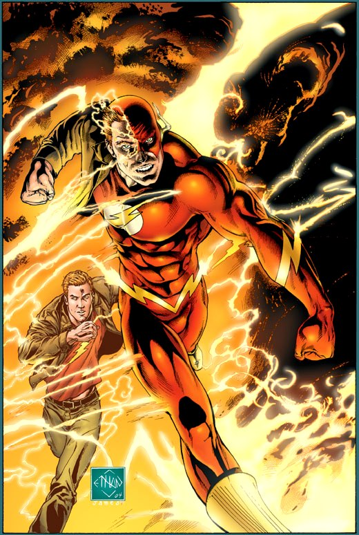 The Flash Vol 2 213