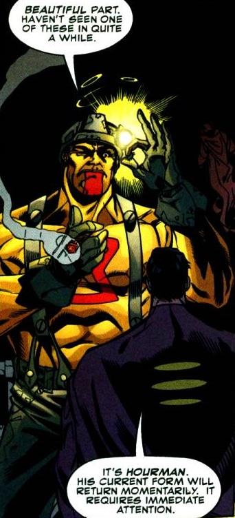 Foreman (DC One Million)