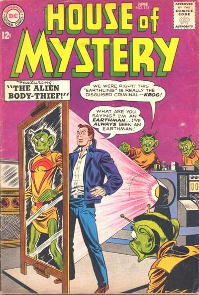 House of Mystery Vol 1 135