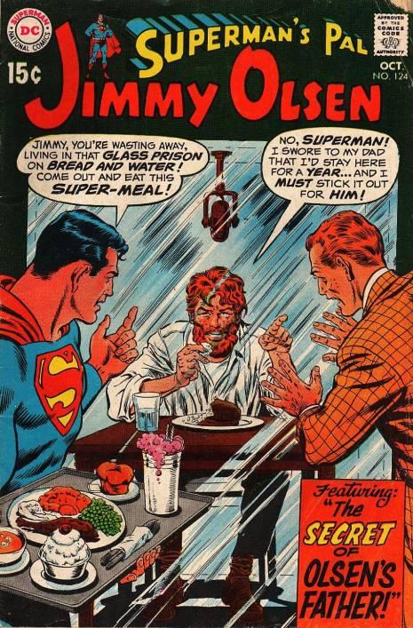 Superman's Pal, Jimmy Olsen Vol 1 124