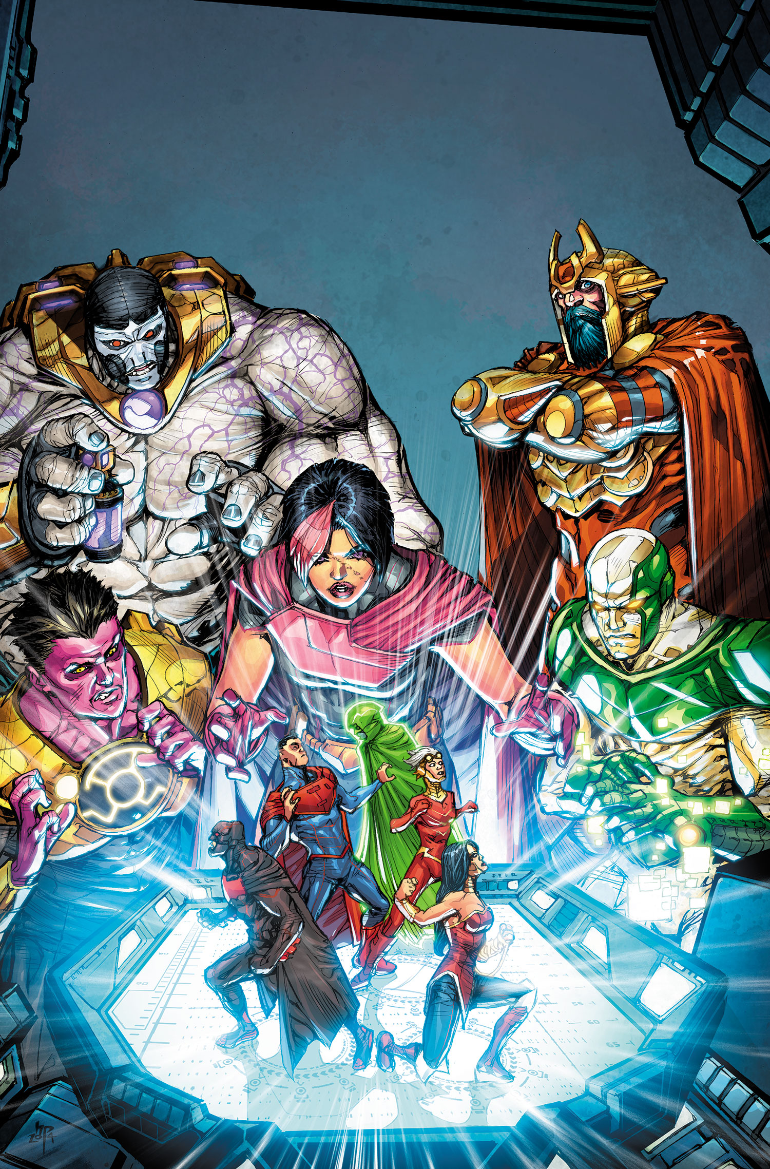 Injustice League (Justice League 3000)