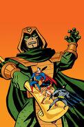 Justice League Adventures Vol 1 23 Textless