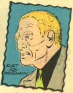Kurt von Weissmann Quality Universe 001