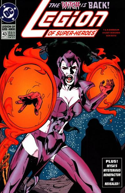 Legion of Super-Heroes Vol 4 43