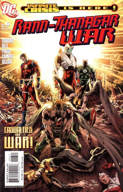 Rann-Thanagar War Vol 1 6