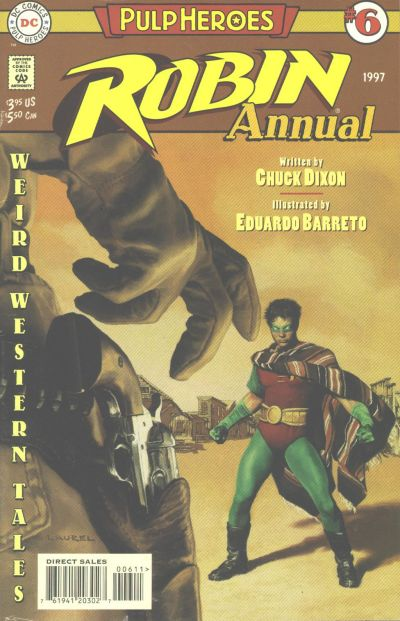 Robin Annual Vol 2 6