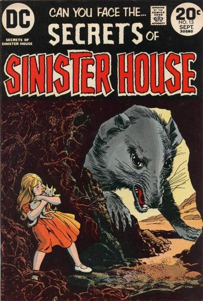 Secrets of Sinister House Vol 1 13