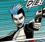 Silver Banshee Gotham City Garage 001