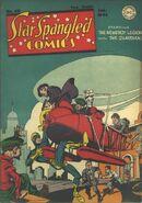 Star Spangled Comics 40