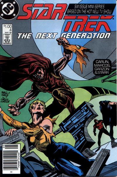 Star Trek: The Next Generation Vol 1 4