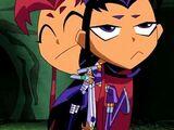 New Teen Titans (Shorts) Episode: Blackfire's Babysitter