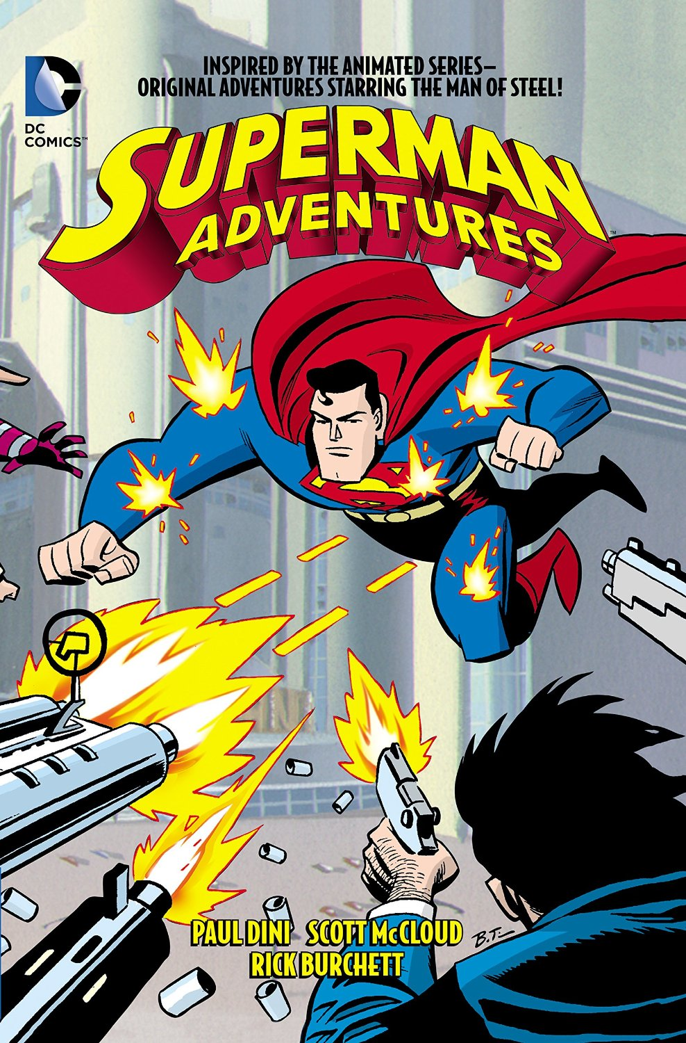 Superman Adventures Vol. 1 (Collected)