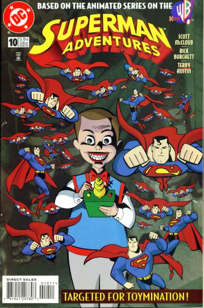 Superman Adventures Vol 1 10