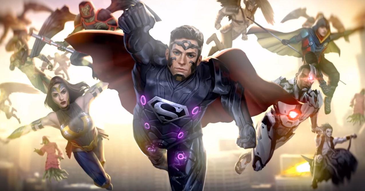 Legion of Superheroes (Injustice)