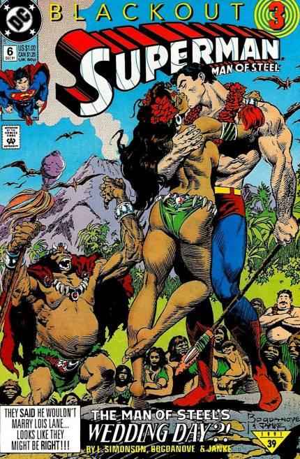 Superman: The Man of Steel Vol 1 6