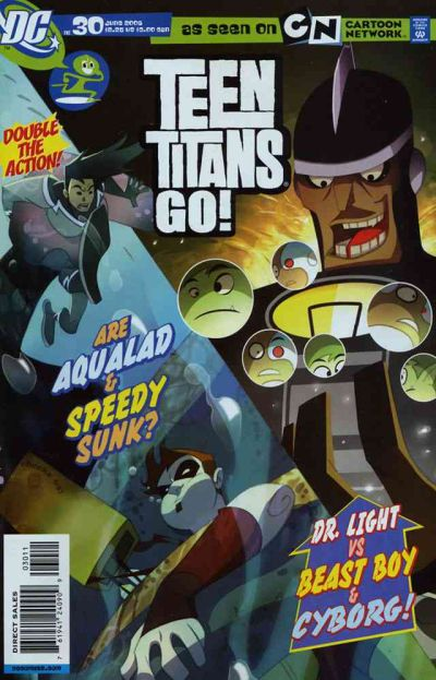 Teen Titans Go! Vol 1 30