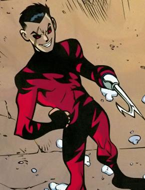 Tempest (Teen Titans TV Series)