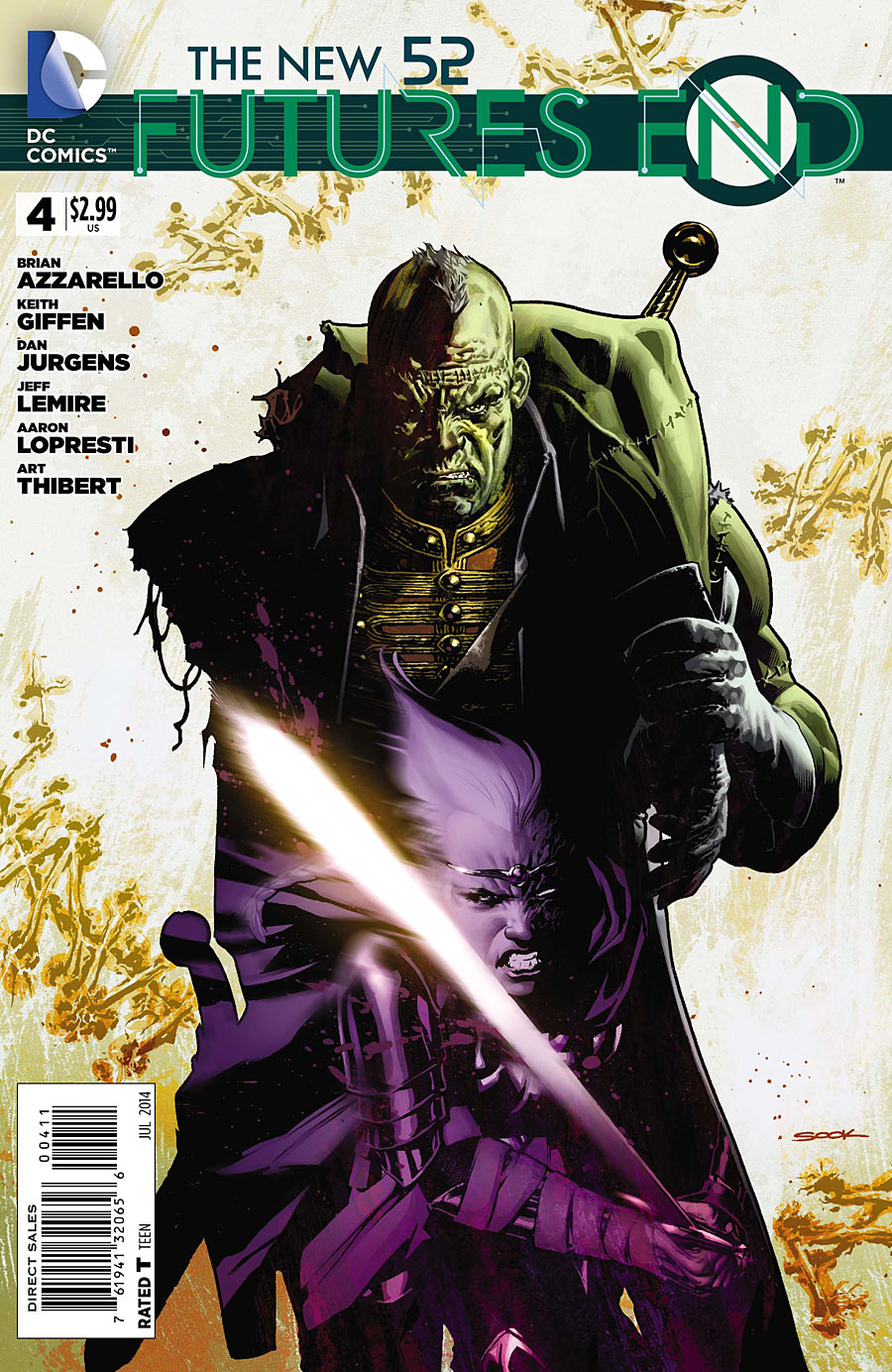 The New 52: Futures End Vol 1 4