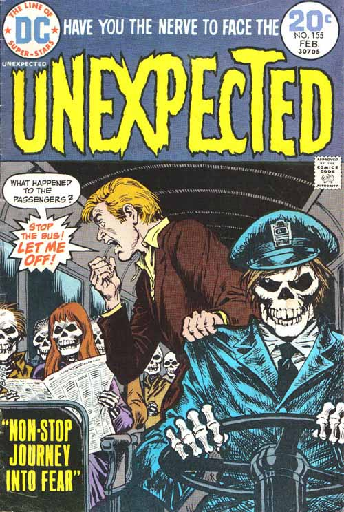 The Unexpected Vol 1 155