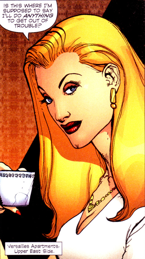 Wanda Durst (Wildstorm Universe)