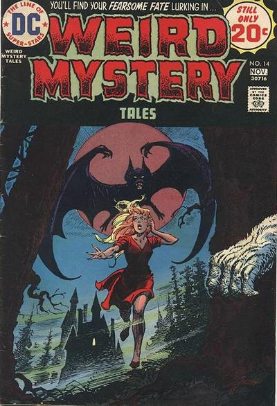 Weird Mystery Tales Vol 1 14