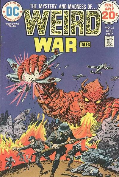 Weird War Tales Vol 1 32