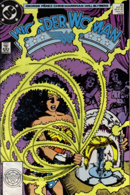 Wonder Woman Vol 2 33