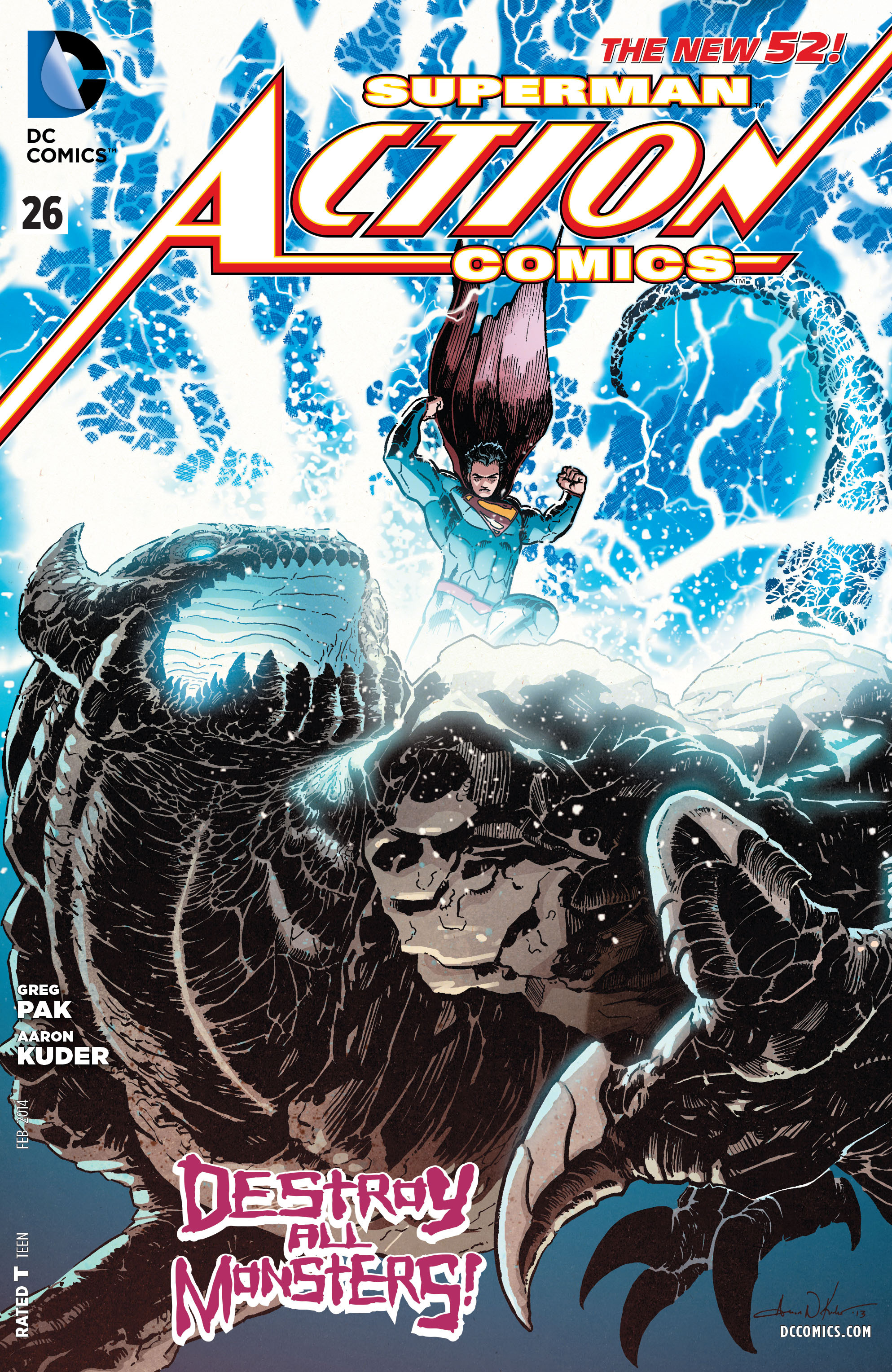 Action Comics Vol 2 26