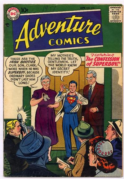 Adventure Comics Vol 1 235