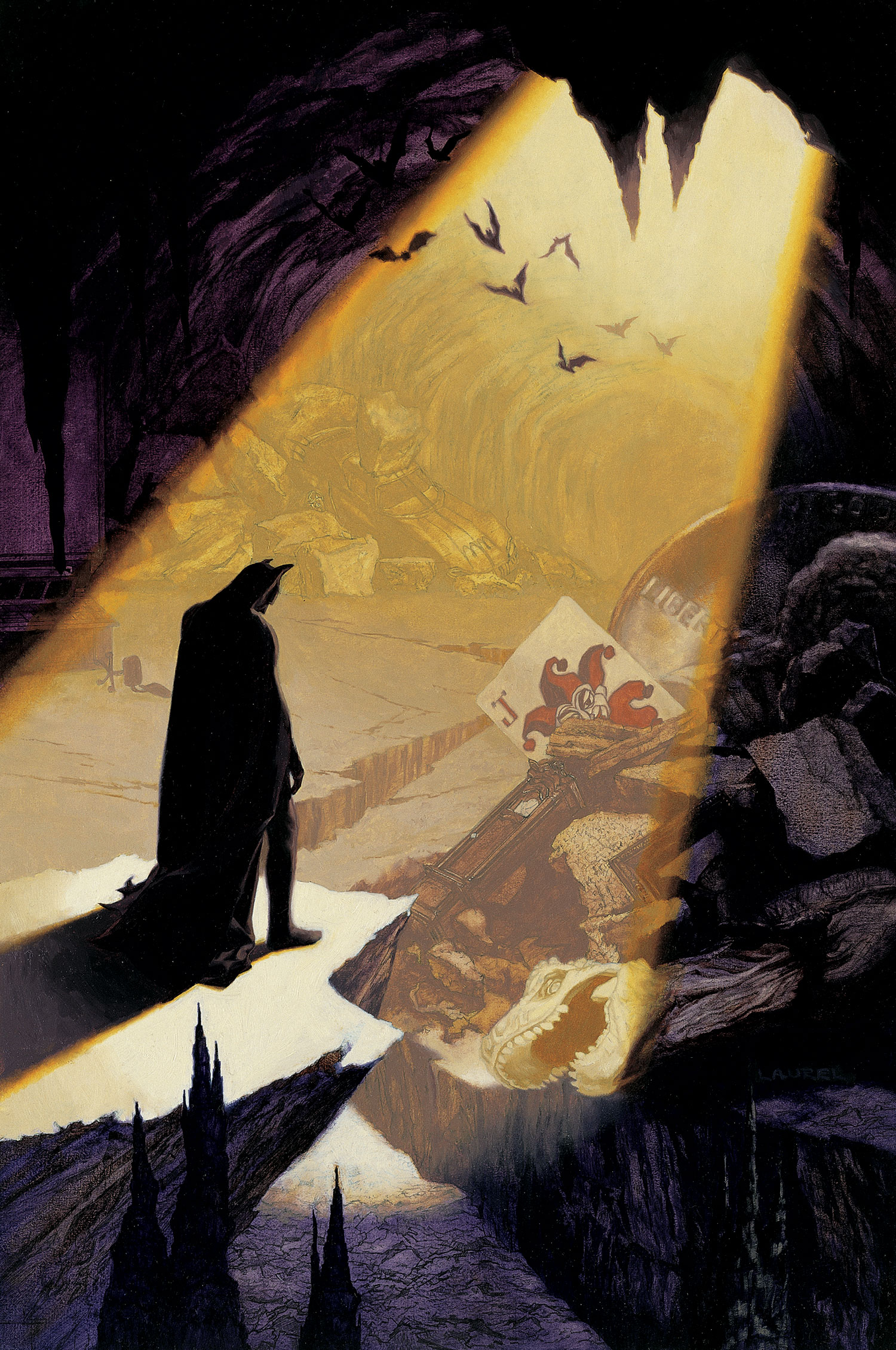 Batman: Road to No Man's Land Vol. 1 (Collected)