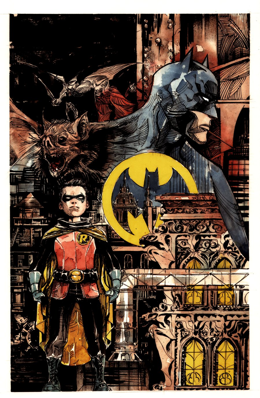 Batman: Streets of Gotham Vol 1 9