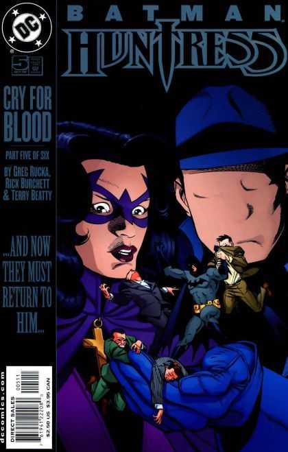 Batman/Huntress: Cry for Blood Vol 1 5