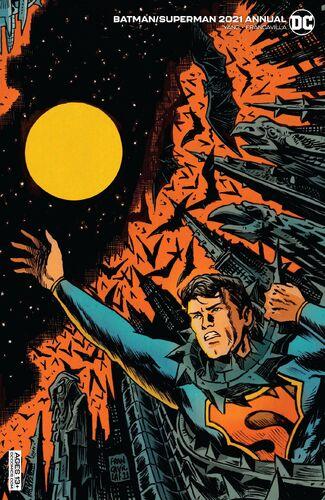 Superman Variant