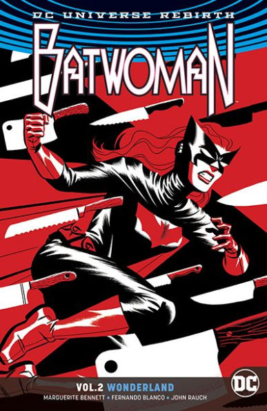 Batwoman: Wonderland (Collected)