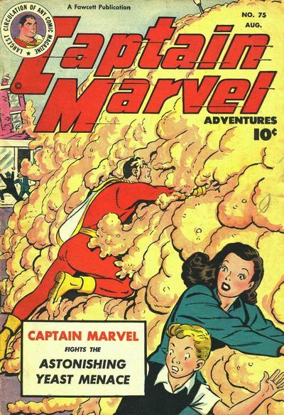 Captain Marvel Adventures Vol 1 75
