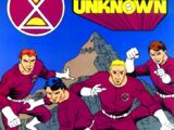 Challengers of the Unknown (New Earth)