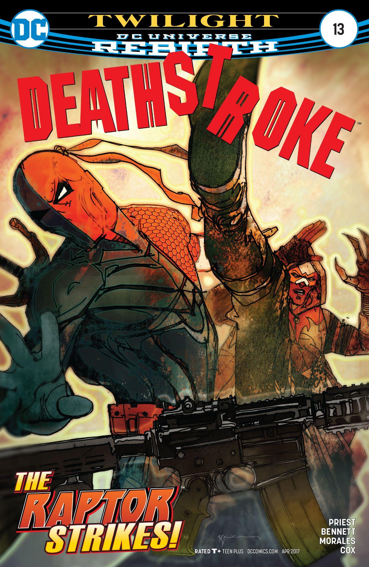 Deathstroke Vol 4 13