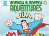 Energy & Safety Adventures with the JLA