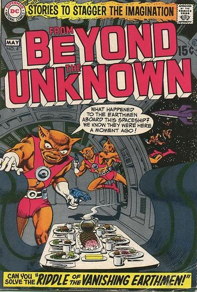 From Beyond the Unknown Vol 1 4