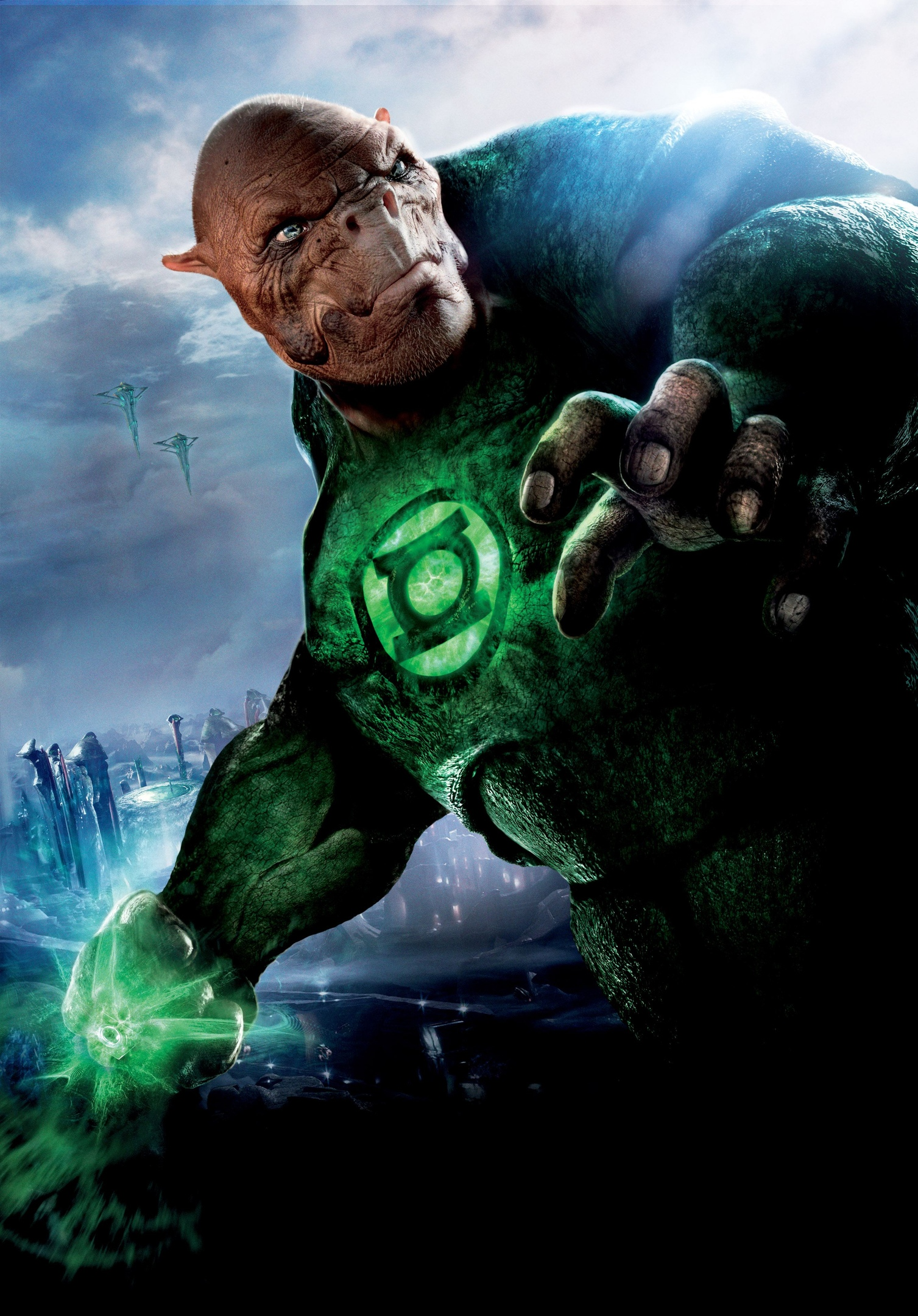 Kilowog (Green Lantern Movie)