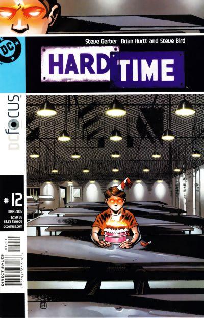 Hard Time Vol 1 12