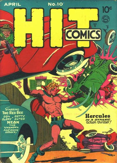 Hit Comics Vol 1 10