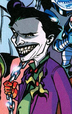 Li'l Joker (Li'l Leaguers)
